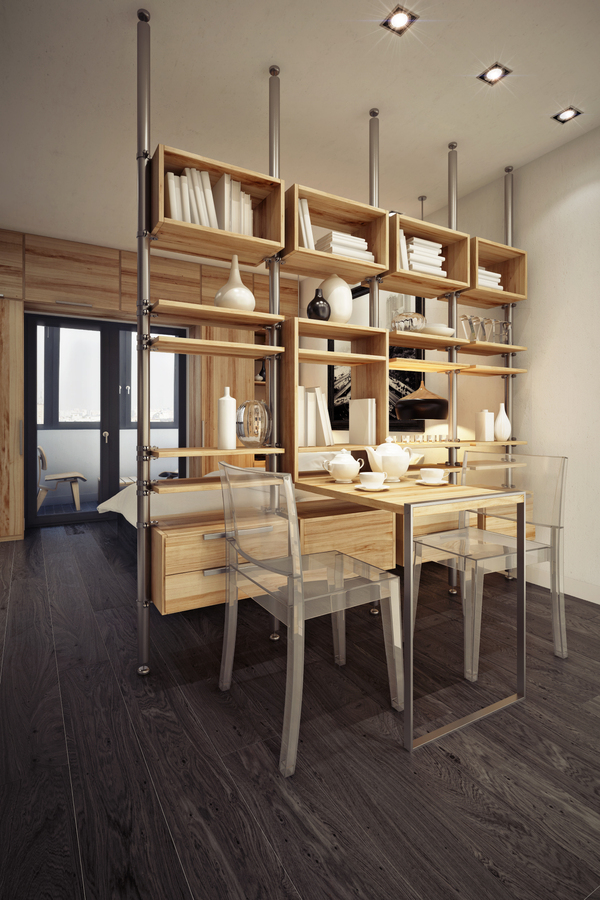 Small Apartment Interior Design 04