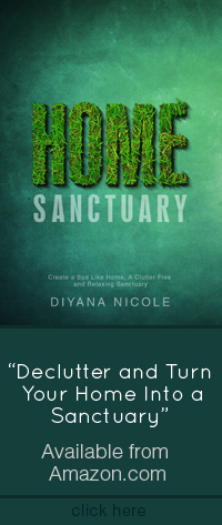Home Sanctuary - Decluttering Book
