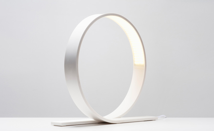 Designer LED Loop Lamp