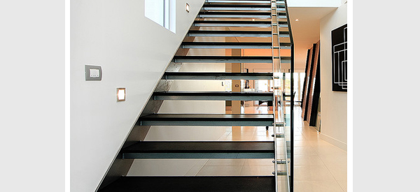 stairwell lighting. L\u0026L Design Guide: Stairwell Lighting Ideas \u2013 From Lip To Motion Controlled Lights