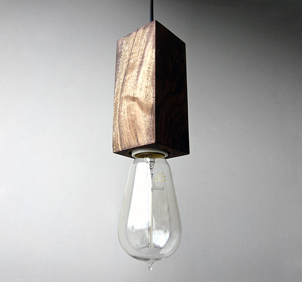 wooden pendant light 01