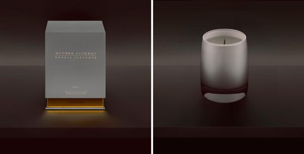 Modern Alchemy Luxury Candles