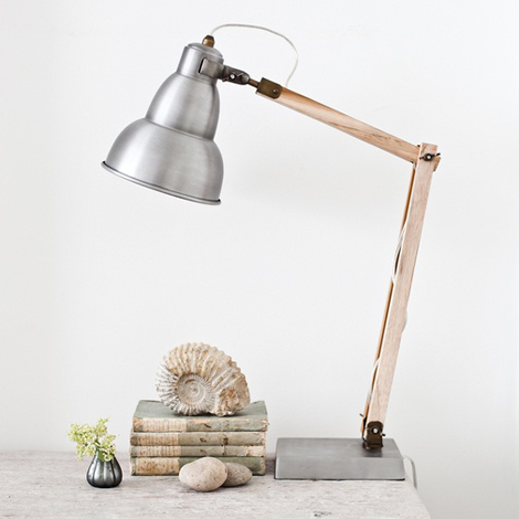 Industrial Lamp DIY INSPIRATION