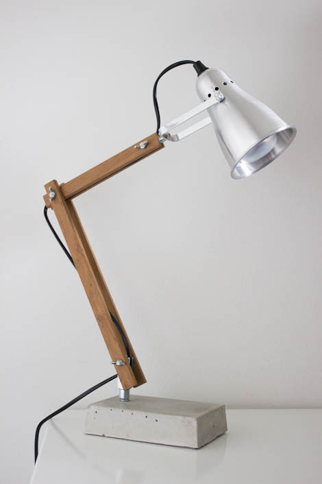 Industrial Lamp DIY
