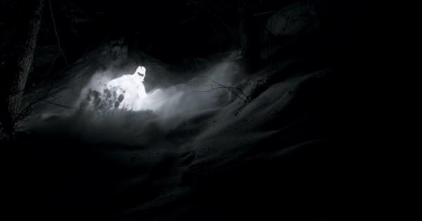 Snowboard LED Light Suit