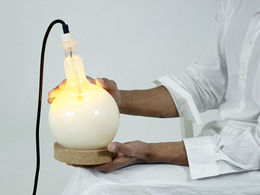 Vegetable Fat Lamp
