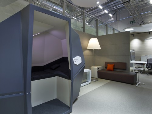 CalmSpace Napping Pod