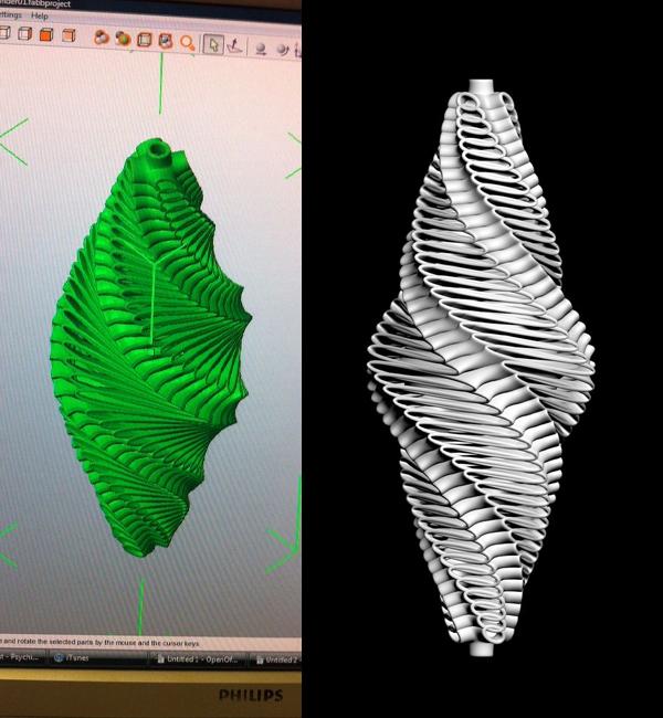 3D Printing Wind Light 02