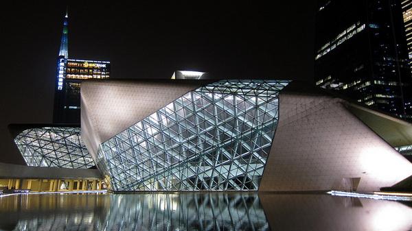 Guangzhou Opera House China Interior Design