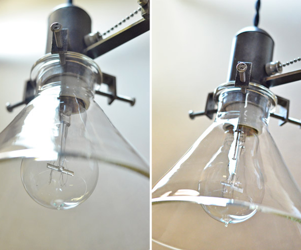 Handmade Industrial Lighting