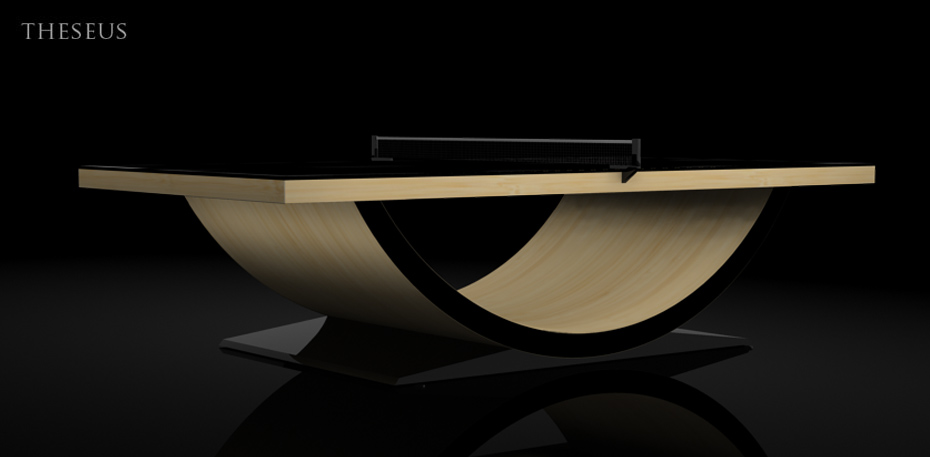 Luxury Ping Pong Table