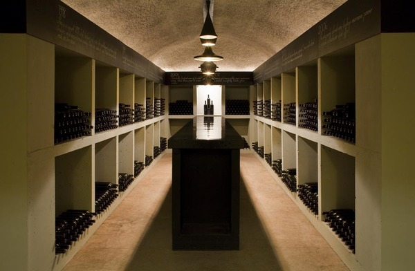 Merus Winery Interior Design