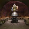 Merus Winery Interior Design
